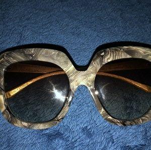 246bbfa695ef Sunglasses. Sunglasses.  300  650. Linda Farrow ...